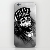pride iPhone & iPod Skins featuring Pride by Ricardo Rossel