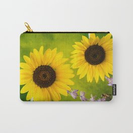 Sunflowers. Carry-All Pouch