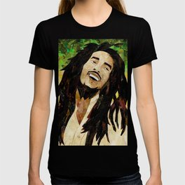 Marley Collage T-shirt