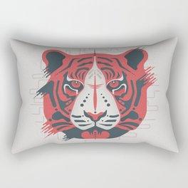 Tiger Tiger Rectangular Pillow
