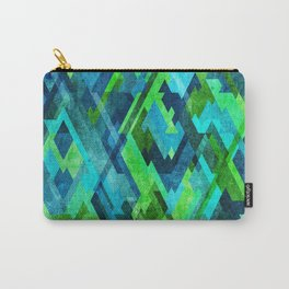 starry night in the wood Carry-All Pouch