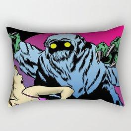 YETI ATTACK Rectangular Pillow