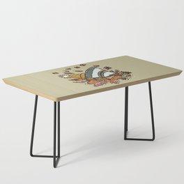 Fall Shark Coffee Table