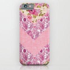 Romantic zig zag Slim Case iPhone 6s