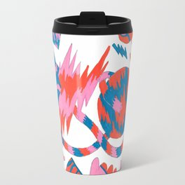 tightrope of feelings Travel Mug