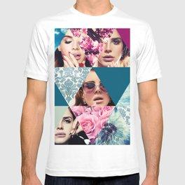 Lana Del Floral T-shirt