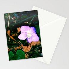 PORNOGRAPHIC VIOLET Stationery Cards