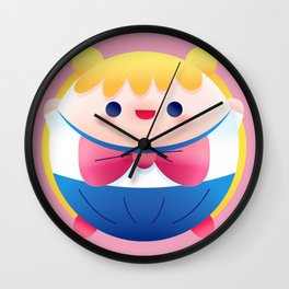 Too Much Candy Series - Sailer Moon Wall Clock