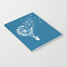 Going where the wind blows Notebook
