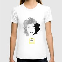 marylin monroe T-shirts featuring Marylin by Luigi D'Onofrio