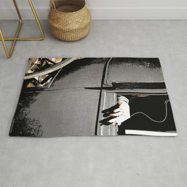 Carriage Lady Rug