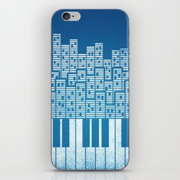 City of Amp iPhone Skin