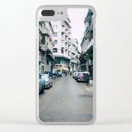 Centro Habana Clear iPhone Case