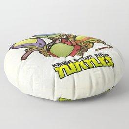 Kawaii Mutant Ninja Turtles Floor Pillow
