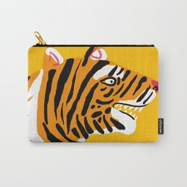 wild jungle cat - 1 Carry-All Pouch