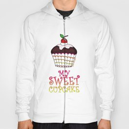 My Sweet CupCake Hoody