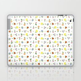 Flowers and More Flowers Laptop & iPad Skin