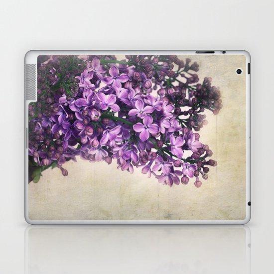 Lilacs Laptop & iPad Skin