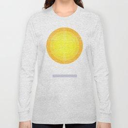 Sun I Long Sleeve T-shirt