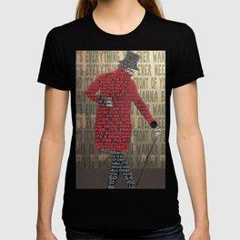 PT Barnum, the Greatest Show T-shirt