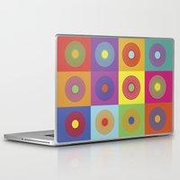 deadmau5 Laptop & iPad Skins featuring Vinyl Pop Art by Sitchko Igor