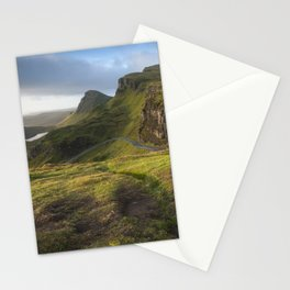 Mesmerized By the Quiraing II Stationery Cards