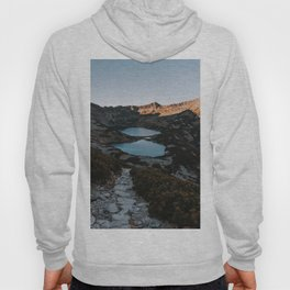 Mountain Ponds - Landscape and Nature Photography Hoody