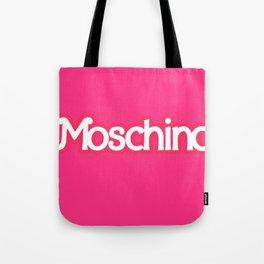 Moschino Barbie Tote Bag
