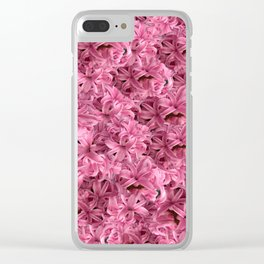 West Side Murberry Clear iPhone Case