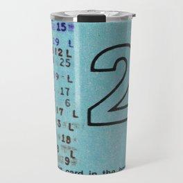 Ilium Public Library Card No. 2 Travel Mug