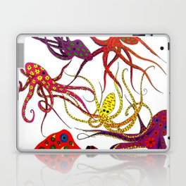 Consortium of Octopi Laptop & iPad Skin