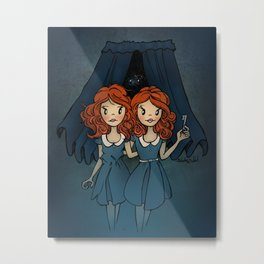13th Tale Metal Print
