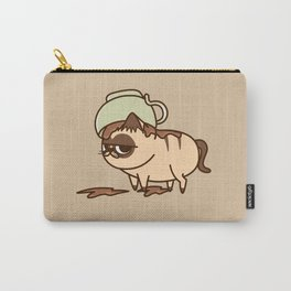 coffee Cat Carry-All Pouch