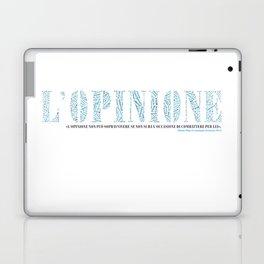 L'Opinione Laptop & iPad Skin