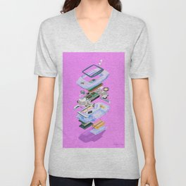 Assembly Required 11 Unisex V-Neck