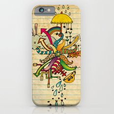 Notebook World iPhone 6s Slim Case
