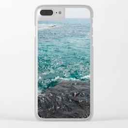 Dor HaBonim Beach Reserve Clear iPhone Case
