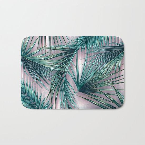 tropics vector Bath Mat