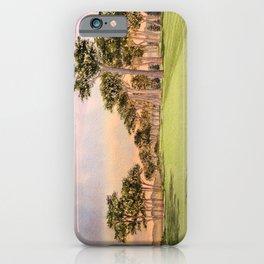 TPC Harding Park Golf Course 16th Hole iPhone Case