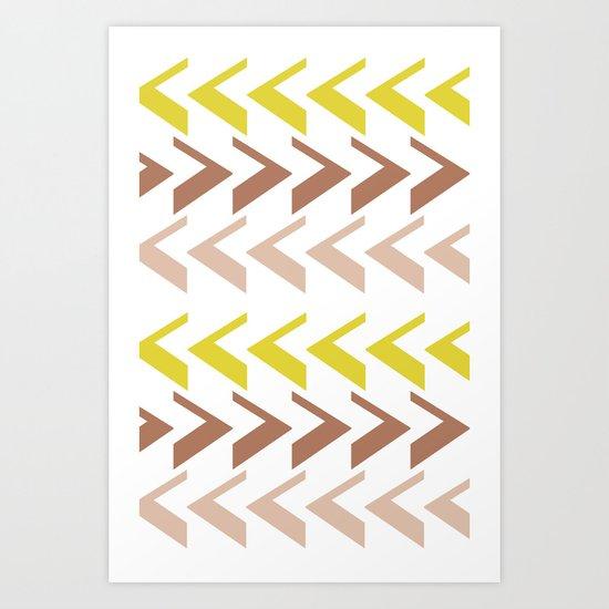 Ethnique Art Print