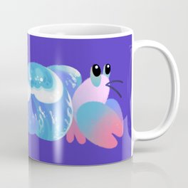 Ocean wave shells Coffee Mug