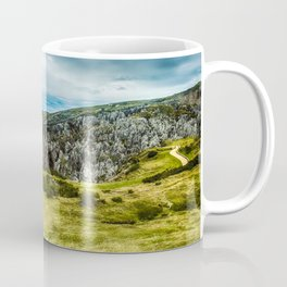 Cantabrian Mountains Coffee Mug
