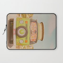 let's ride through europe Laptop Sleeve