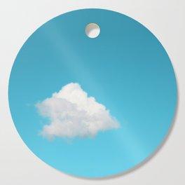 Happy Cloud Cutting Board
