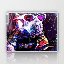 """""""Pinky the Pig's Guitar Solo in Space"""" Laptop & iPad Skin"""