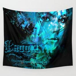 Brooklyn Blue Wall Tapestry