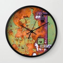 Do Not Open Wall Clock