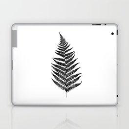 Fern silhouette Laptop & iPad Skin