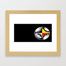 We Are All Related Framed Art Print
