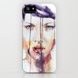 Portraint 1 iPhone Case
